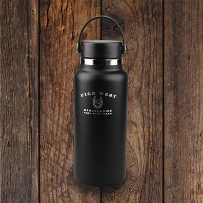 Black Hydroflask