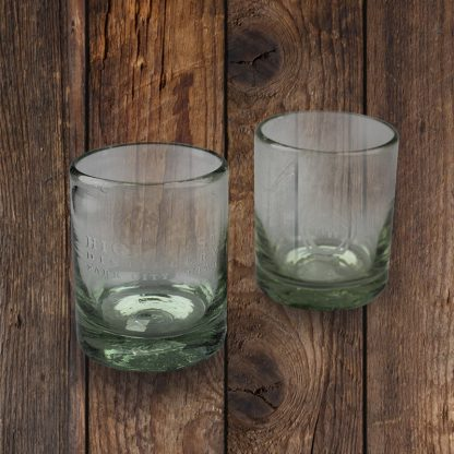 Rocks Glasses Both Sides